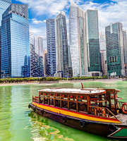 Magnetic Singapore Tour Package