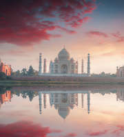 Agra Tour Package For 1 Night 2 Days