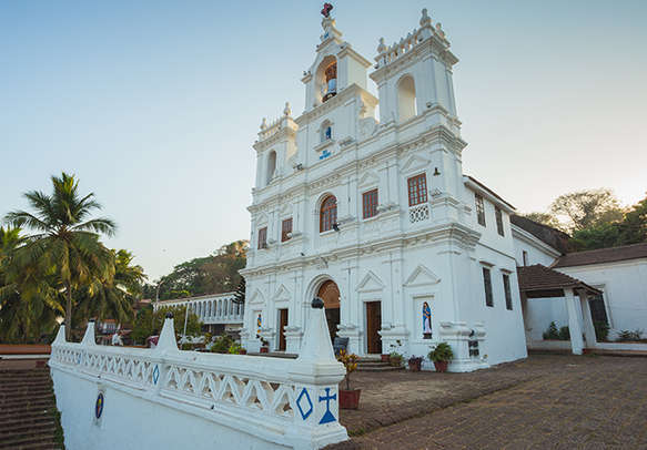 Explore the heritage places of North Goa