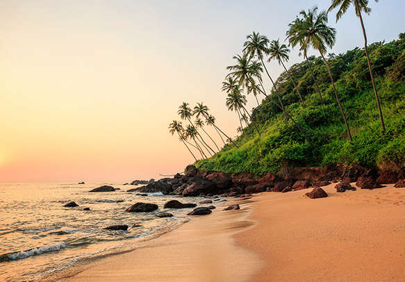 Enjoy peace and quiet in South Goa