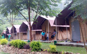 Byasi Forest Camp
