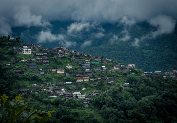 Khonoma Village, Nagaland