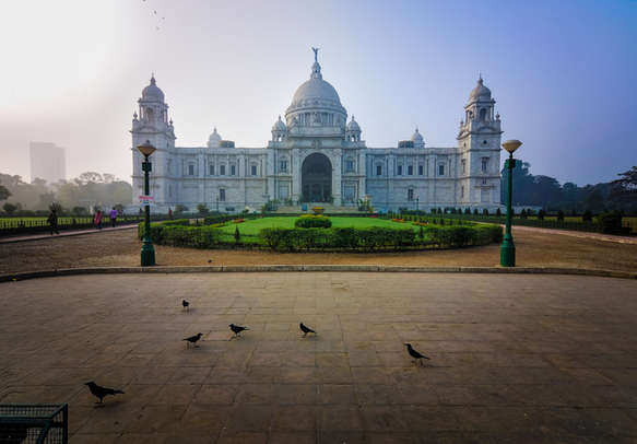 A Historical Monument of Indian Architecture