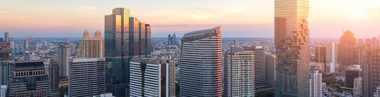 Welcome In Bangkok