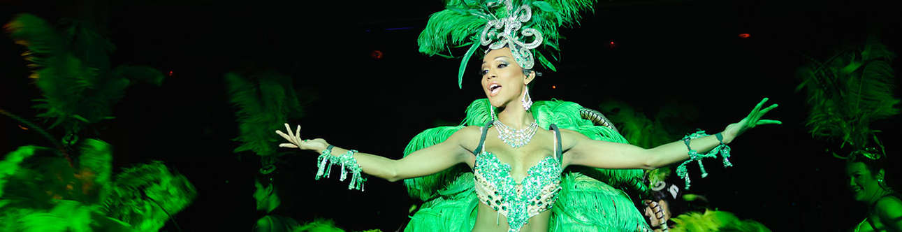 Have unlimited fun at cabaret show