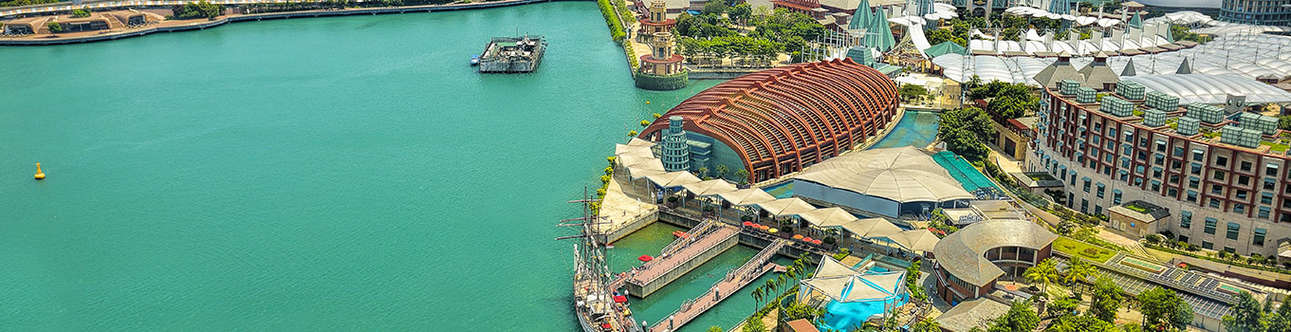 Welcome In Sentosa