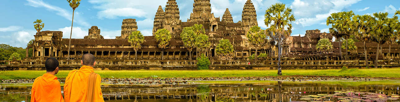 Welcome In Cambodia