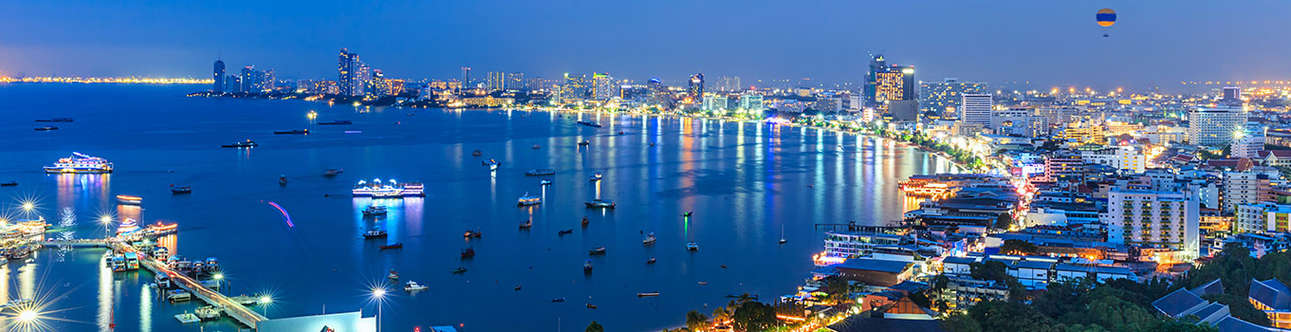 Welcome In Pattaya City