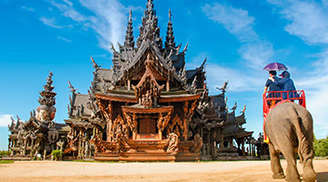 The scintillating charm of Pattaya will make you go spellbound