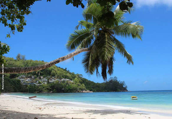 Enjoy some secluded moments at this beautiful beach