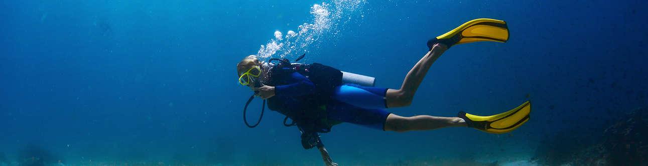 Scuba diving In Thessaloniki