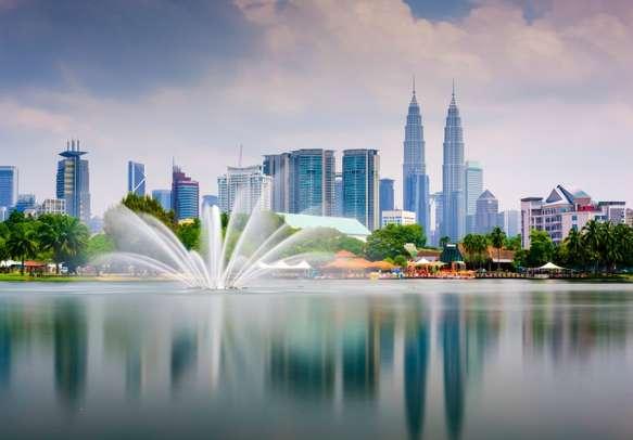 Soak in the beauty of Kuala Lumpur