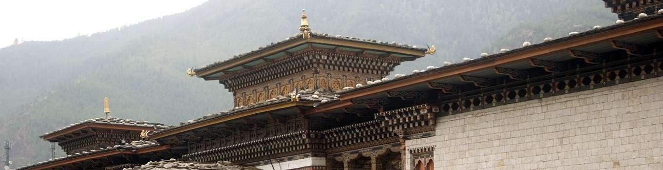 Changlimithang Stadium In Thimphu