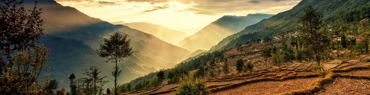 Kathmandu Valley In Kathmandu