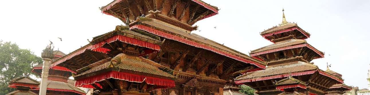 Hanuman Dhoka in Kathmandua
