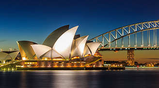 Sydney Opera House is one of Australia's greatest tourist attractions