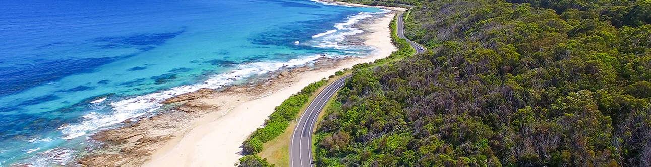 Great Ocean Road In Melbourne