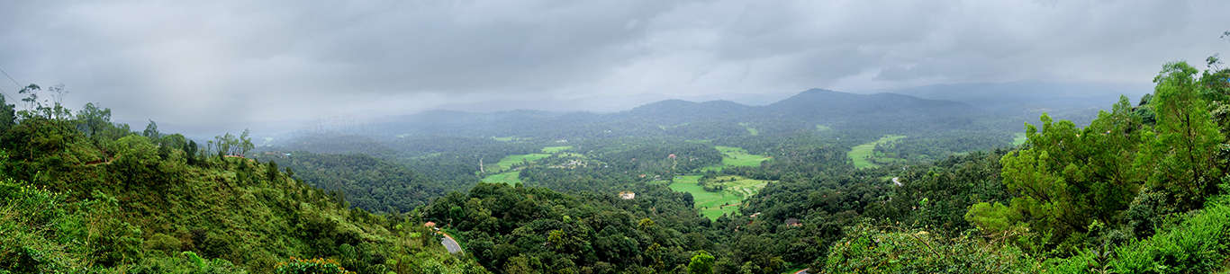 Honeymoon packages for ooty and coorg