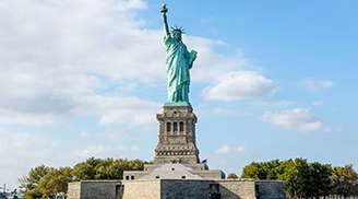See the Amazing Structure of Statue of Liberty