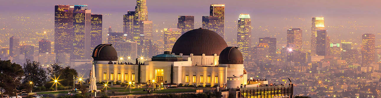 Explore the Griffith observatory