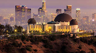 Have Fun at Griffith observatory