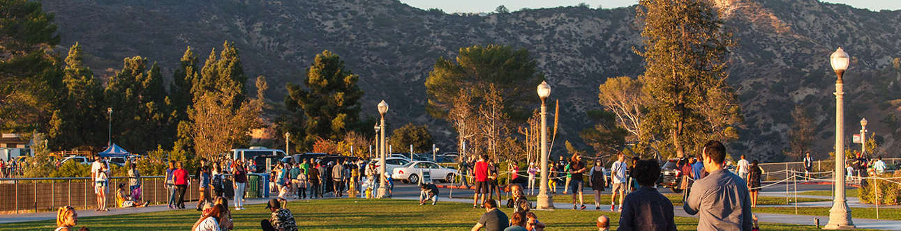 Enjoy a fun visit to the Griffith Park