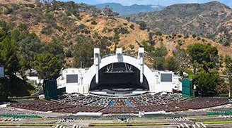 Have Fun in Hollywood-Bowl at Los Angeles
