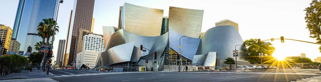 Get set to enjoy in the Walt-disney-concert-hall