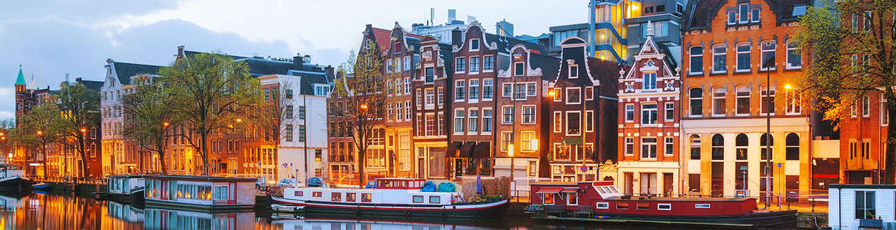 Welcome to Amsterdam City