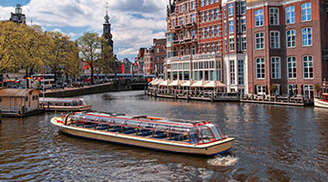 Have Enjoy at Cruise in Amsterdam
