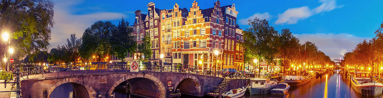 Visit the most beautiful place in the Amsterdam