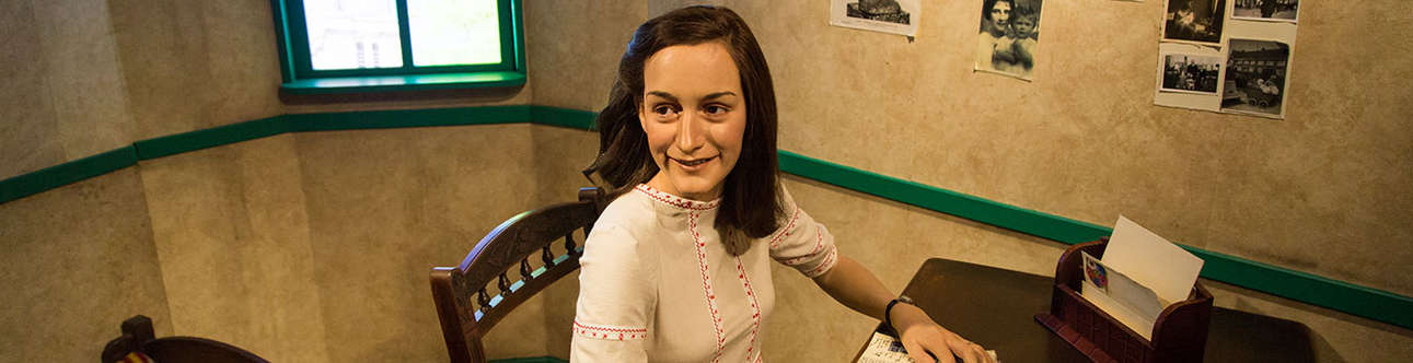 Get a chance to explore the Madame-Tussauds in Amsterdam