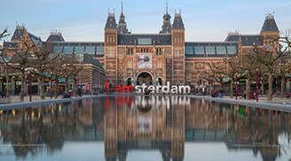 Explore the Rijksmuseum in Amsterdam