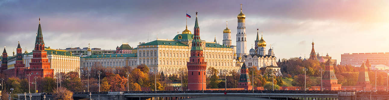 See the amazing Kremlin in Moscow