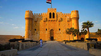 Enjoy at the Citadel in Egypt