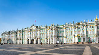 Have fun at Hermitage Museum