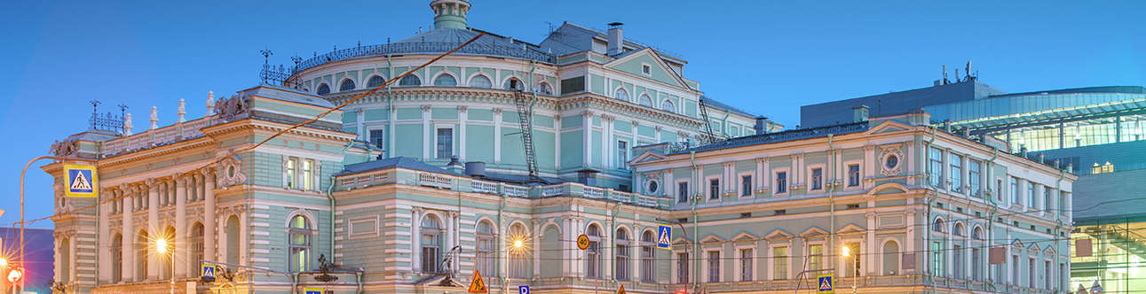 Have fun at The Mariinsky Theatre in Saint Petersburg