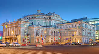 Have Amazing Time at The Mariinsky Theatre in Saint Petersburg