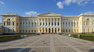 Have Fun at The Russian Museum in St Petersburg
