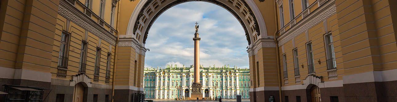 Visit and Explore the Winter Palace in St Petersburg
