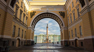 Have Amazing time at The Winter Palace in St Petersburg