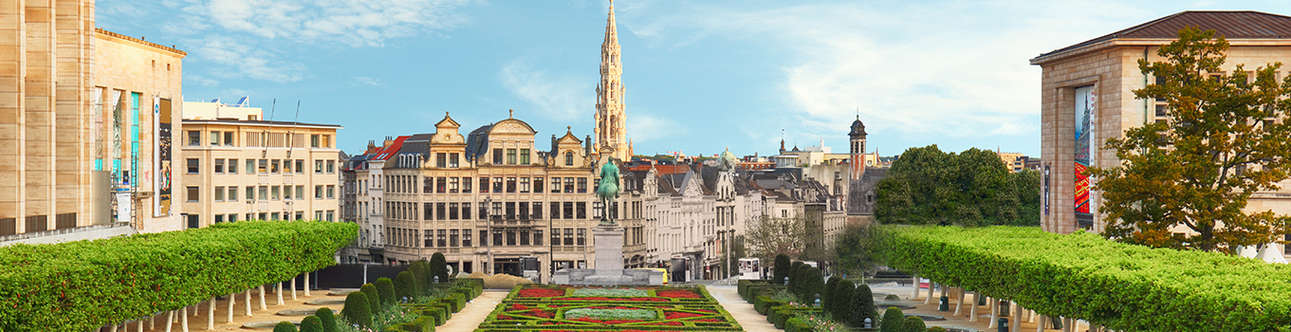 Welcome To Brussels City