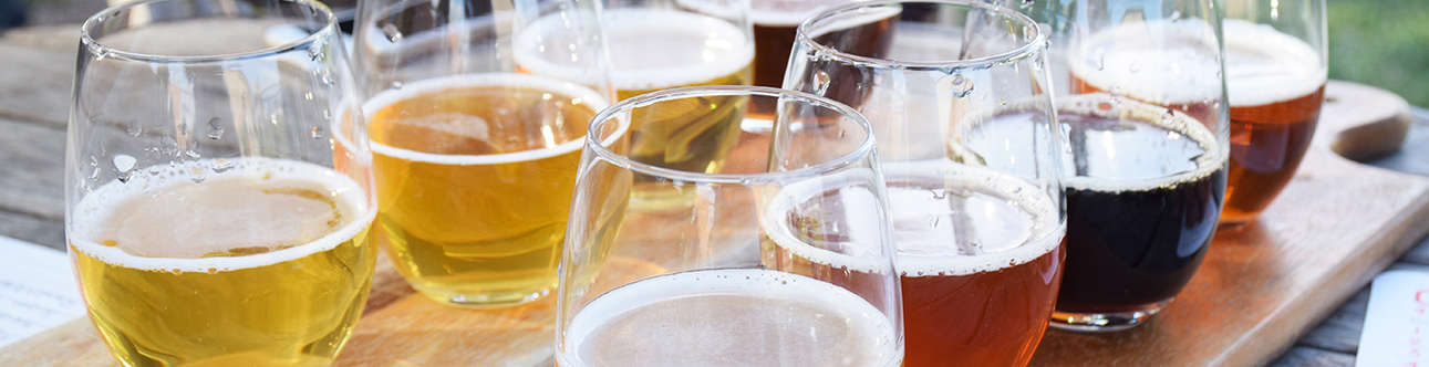 Enjoy in the Brussels Beer Tour