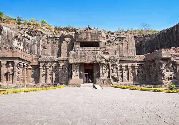 Explore 2nd century Buddhist cave monuments