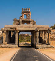 Hampi Sightseeing Tour Package