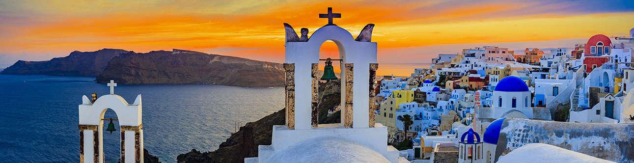 Welcome to Santorini City