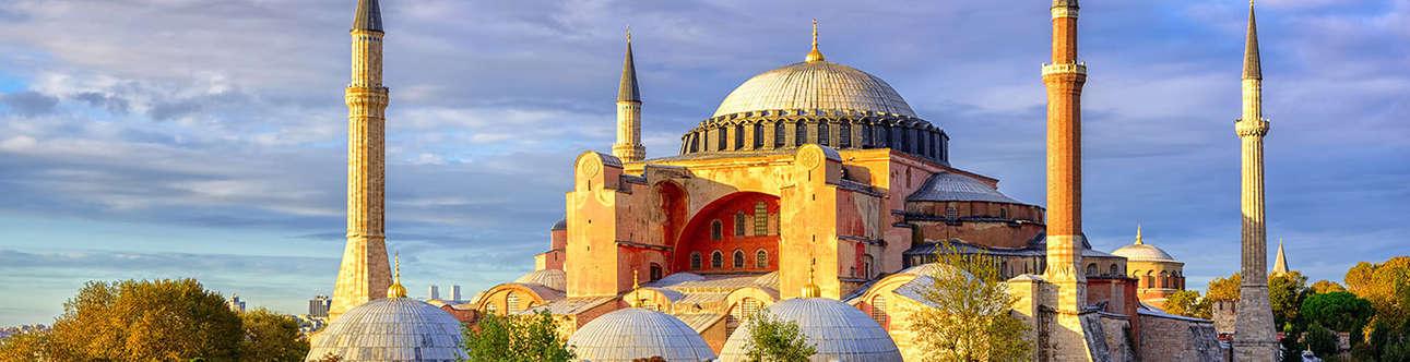 See the amazing Hagia Sophia In Istanbul