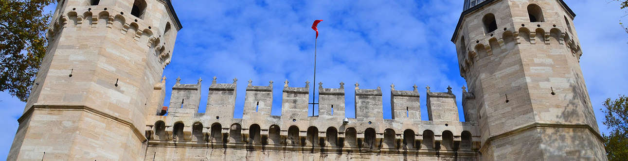 Visit the Topkapi Palace In Istanbul