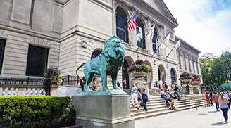 Explore the Art Institute of Chicago in Chicago