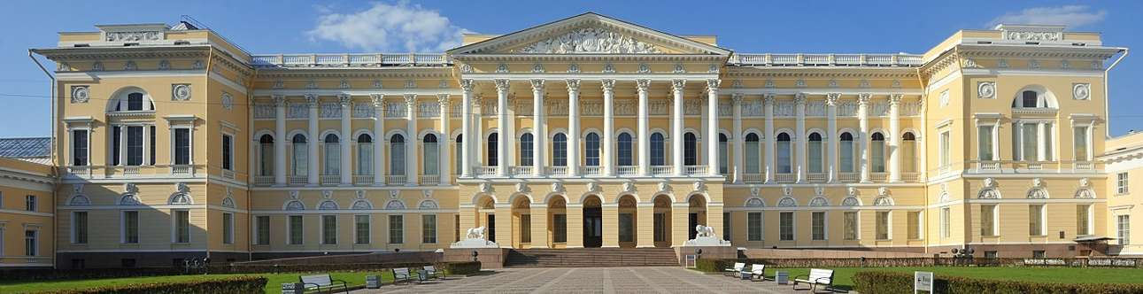 Visit the Russian Museum in St Petersburg